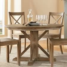 Circular Dining Room Table Square To Round Dining Table Wayfair