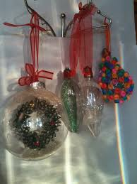 recycled light bulb ornaments thriftyfun
