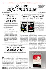 si鑒e du journal le monde le monde diplomatique septembre 2017