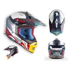motocross helmet red bull kini red bull crosshelm competition enduro store