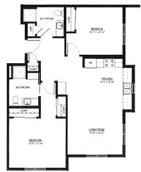 bathroom floor plans 5 x 10 two bed two bath u2014950 sq ft christian family solutions home