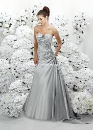 pictures on platinum colored wedding dresses bridal catalog