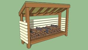 Diy Firewood Rack Plans by 9 Free Firewood Storage Shed Plans Free Garden Plans How To
