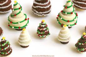 peanut christmas tree reese cup christmas tree b