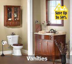 Salvage Bathroom Vanity by Builders Surplus Llc