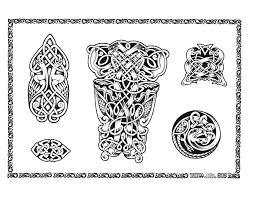 100 celtic knot tattoos for interwoven design ideas 100 celtic