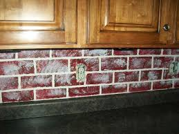 best image of red brick backsplash all can download all guide large size of kitchen faux red brick backsplash kitchen design with white border decoration under