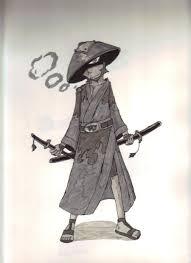 samurai sketch by devidevil888 on deviantart