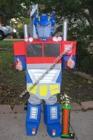 Transformer Halloween Costume Transforms Kelly U0027s Transforming Transformer Costume Kids Stufffff