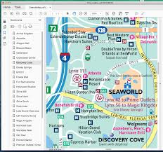 Map Of Epcot Map Of Orlando Pdf Files For Smartphones Tablets U0026 Laptops