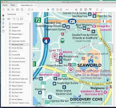 Disney Springs Map Map Of Orlando Pdf Files For Smartphones Tablets U0026 Laptops