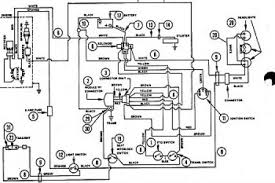 john deere l100 wiring diagram john deere ignition wiring diagram