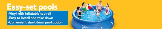 easy set swimming pools walmart com