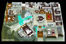 Dream Home Floor Plan by Image Detail For 3d Floor Plan Alive 3d Dream House