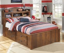 ashley storage bed barchan bookcase storage bed youth b228 ashley