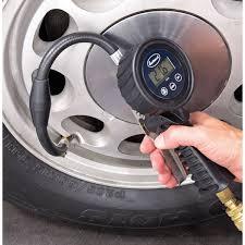 Best Tire Pressure Gauge For Motorcycle Eastwood Digital Tire Pressure Gauge Inflator