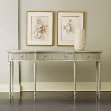 modern console tables with drawers ribbed drawer console consoles u0026 sofa tables modern history