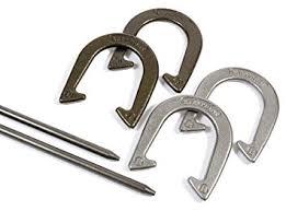 personalized horseshoe set eastpoint sports horseshoe set with deluxe