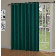 Teal Drapes Curtains Bella Luna Curtains U0026 Drapes Window Treatments The Home Depot