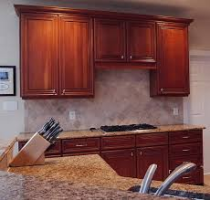 animated image showing under cabinet fixtures turning on and off in a kitchen