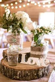 used wedding centerpieces rustic burlap wedding ideas burlap lace wedding centerpieces used