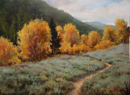 landscape painting artists how to interpret the landscape in paint