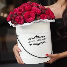 luxury flowers 2017 luxury flower box cardboard gift flowerbox made in