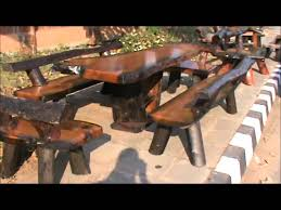 Wood Tables For Sale Awesome Solid Wood Tables For Sale On The Sidewalk Youtube