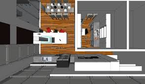 floor plan with perspective house house plan with butlers kitchen top preliminary pantry perspective