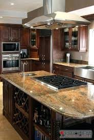 kitchen islands with cooktops kitchen island with stove top and for idea 9 cevizcocuk com