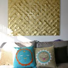 Home Design For Wall by Interior Wall Decor Creative Ideas Diy Wall Design For Bedroom