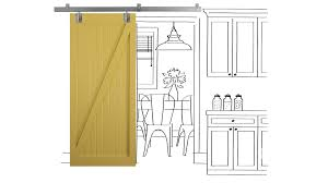 how to build sliding barn doors youtube