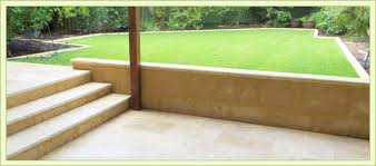 new look landscaping limestone retaining walls perth projects
