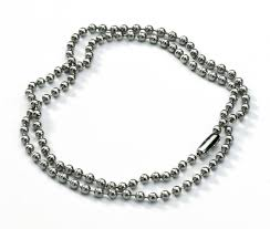 steel ball necklace images Jewelry shop refind design jewelry