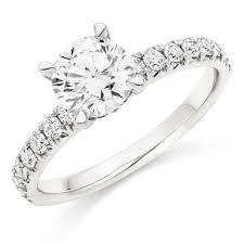 solitare ring platinum diamond solitaire ring 0108147 beaverbrooks the jewellers