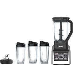 ninja kitchen systems professional blenders qvc com nutri ninja blendmax duo with auto iq boost k306478
