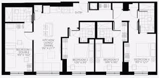 Carleton Floor Plans Rooms U0026 Rates Envie