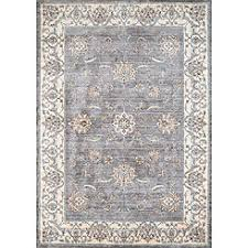 Blue Grey Area Rug Area Rugs Accent Rugs Sears