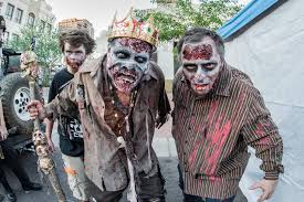 Zombie Family Halloween Costumes by Phoenix U0027s Zombie Walk Canceled But The Event Could Be Revived