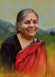 Monsanto Vanity Fair Vandana Shiva U0027s Crusade Against Genetically Modified Crops The