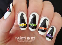 cute halloween nails witch nail art break rules not nails nail art tutorial