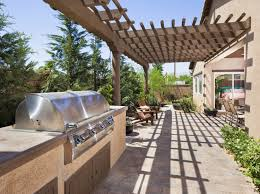 outdoor kitchen island designs 15 outdoor kitchen design ideas tips for outdoor cooking