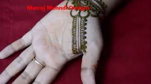 easy simple floral mehndi henna designs for artsycraftsydad
