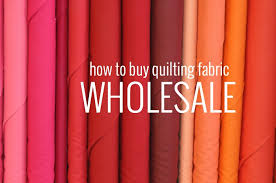 how to buy quilting fabric wholesale whileshenaps