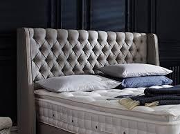 bed head board headboards wooden upholstered metal furniture village