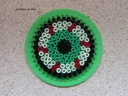 Halloween Perler Bead Templates by Eye Coaster Halloween Hama Perler Beads By Les Loisirs De Pat