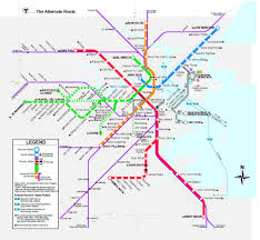 Mbta T Map The World U0027s Best Photos Of Anagram And Map Flickr Hive Mind