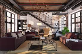 industrial living room design ideas archivizer com