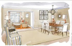 house calls a dining room makeover the washington post