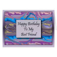 happy birthday to my best friend gifts on zazzle